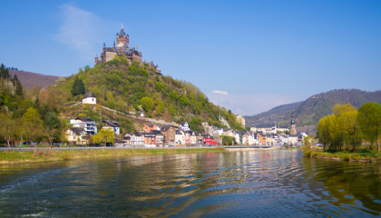 Sailing the Moselle and Saar to Luxemburg (8 days)