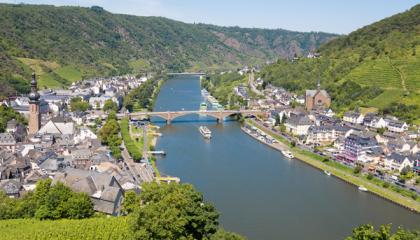 Rhein in Flammen Oberwesel (10 dagen)