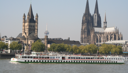Sailing the Saar, Moselle and Rhine (8 days)